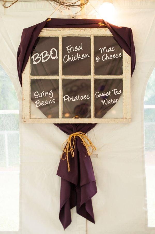 nice rustic wedding menu best photos