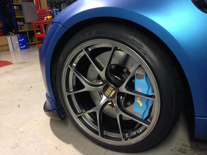 Alcon M3 Superkit Amp Bbs Ri D 19 Quot Forged Wheels Gt 8kg