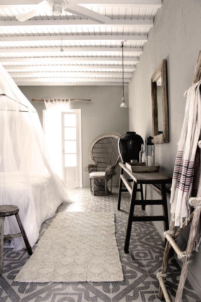 San Giorgio Hotel in Mykonos: Mykonos Greece, Grey Bedrooms, Floors, Sangiorgio, Interiors Design, San Giorgio, Design Home, Bedrooms Decor, Design Hotels