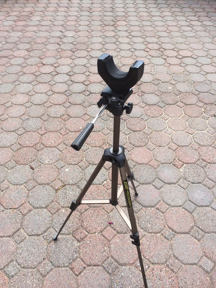 Diy Cross Bow Shooting Rest Bow Shooting Crossbow