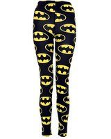 (womens full length batman leggings)(mtc) femmes batman jambières