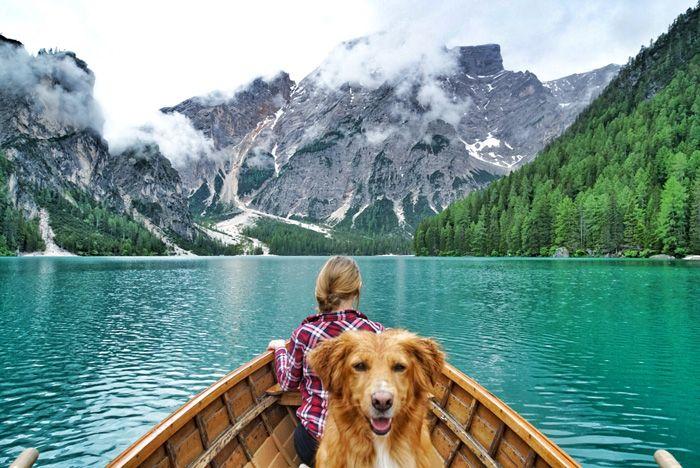 Der schönste See der Welt – der Pragser Wildsee beim JOAS HOTEL #pragsersee #nature