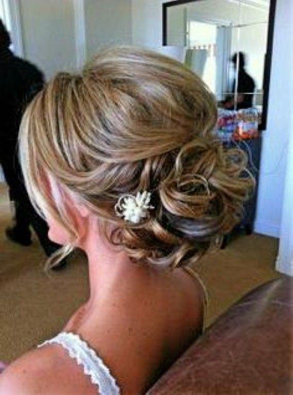 Terrific 1000 Ideas About Fine Hair Updo On Pinterest Medium Length Updo Hairstyle Inspiration Daily Dogsangcom
