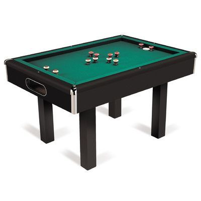 Shop For Bumper Pool Table At Su0026S Worldwide. Add Excitement And Friendly  Competition To After School Activities With This Regulation Full Size  Bumper Pool ...