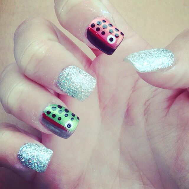 Country Nails redneck southern