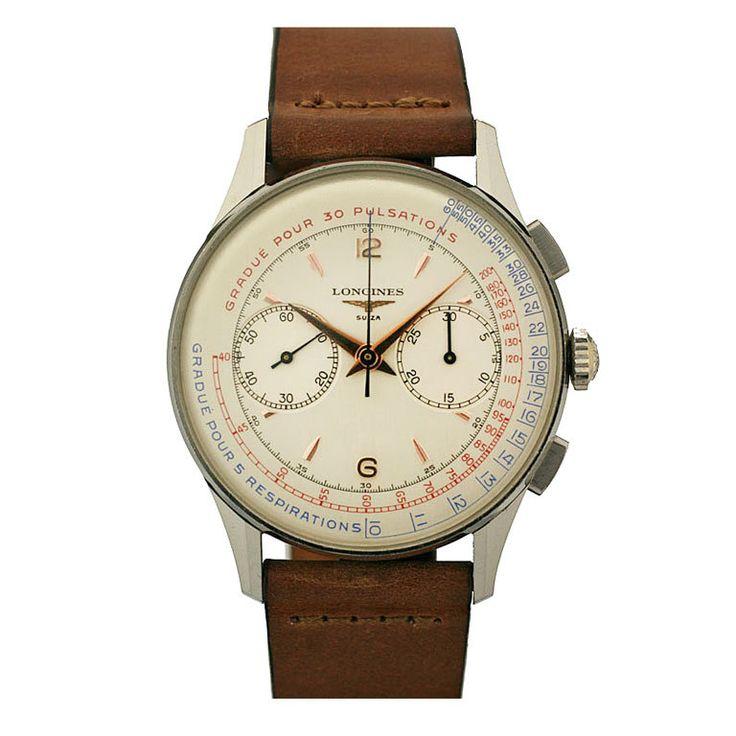 1960s Longines chronograph