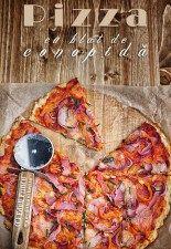 Pizza cu blat de conopida