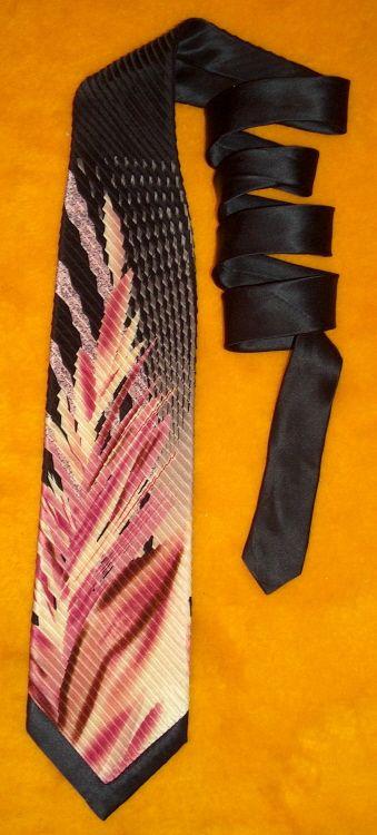 steven land ties   Steven Land Pleated Mens Business Dress Suit Tie   eBay