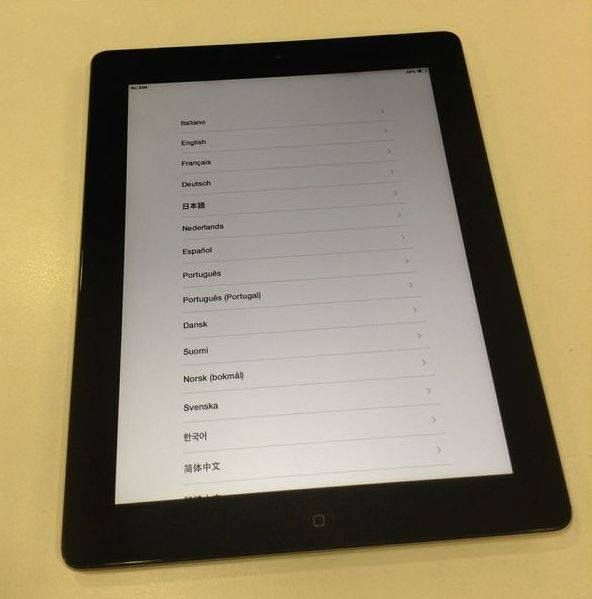 nella foto uno dei tablet presenti sul nostro portale telefoni-usati.com #ipad #tablet #apple