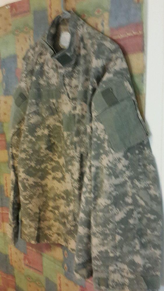 American Apparel Army Combat Jacket sz L Camo  | Clothing, Shoes & Accessories, Men's Clothing, Coats & Jackets | eBay!