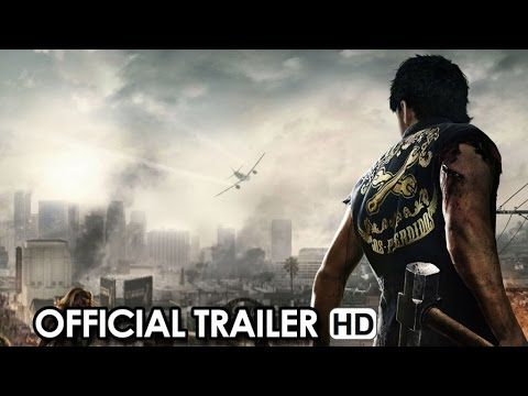 Dead Rising: Watchtower Official Trailer (2015) HD