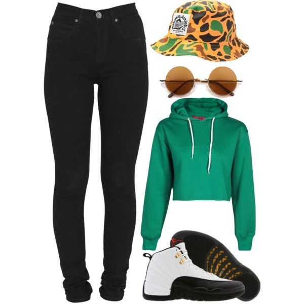 """Schoolboy Q Taught Me"" by bloobaaa on Polyvore"