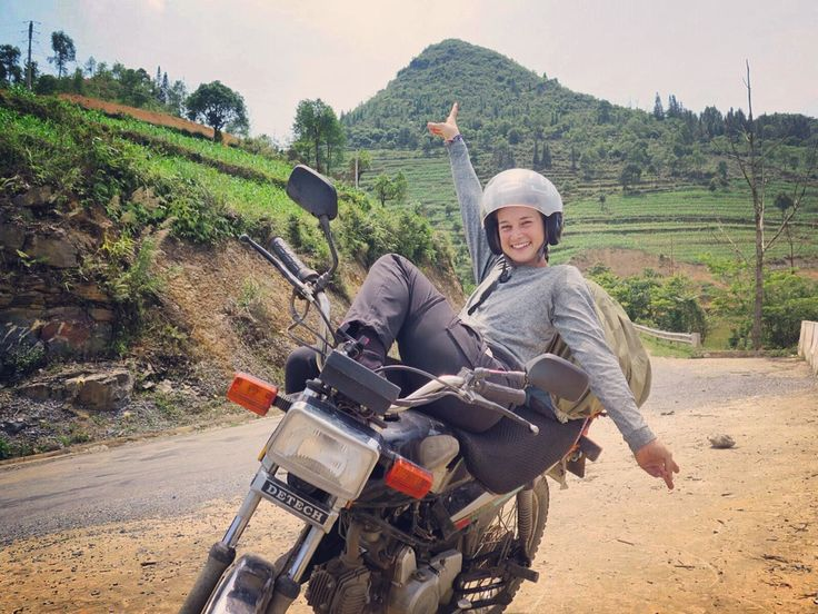 🏍 Having made it to #hochiminhcity after an incredible two and a half months of travelling Vietnam by motorbike, I made the decision to sell Miv 😱  🏍 Saying goodbye to Miv means saying goodbye to a certain amount of freedom on the road. However, I also believe that some of the freedom we find in travel is from the ability to accept the inevitability of change and to go with the flow rather than to resist what is ✌🏽