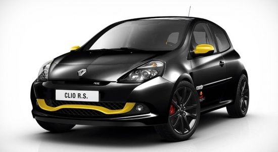 The Renault Clio RS Red Bull RB57 is the new small sports car edition that celebrates Renault and Red Bull parnership at auto | http://sportcarsaz.blogspot.com