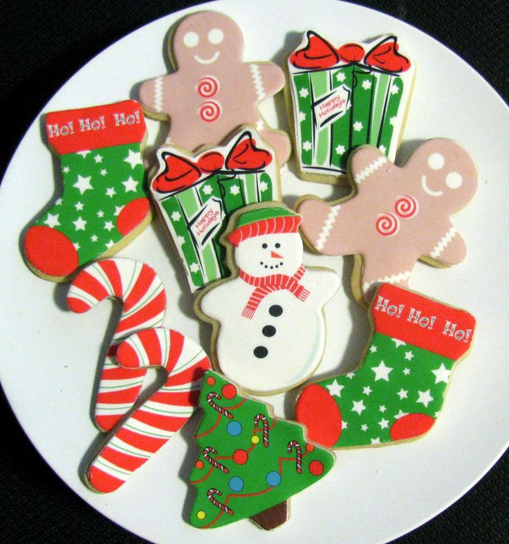 52 best images about Cookies on Pinterest Sugar cookies ...