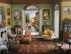 27,99€ Δωμάτιο Με Θέα 2000pcs (16689) Ravensburger