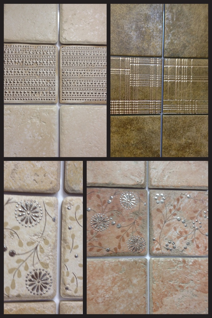 add a little bling to your bathroom or backsplash new tile to perk up