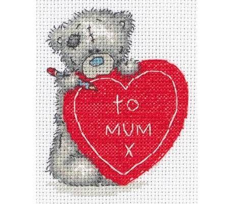 image of To Mum Tatty Teddy Kit