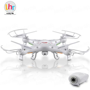 Buy Syma X5C-1 2.4 GHz Gyro RC Quadcopter Drone With Camera (White) online at Lazada. Discount prices and promotional sale on all. Free Shipping.