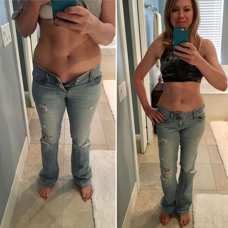 Keto OS Review: Front view, I could barely get these jeans on! I'd kept them for inspiration - size 4! I've lost 15 lbs drinking Keto OS once or twice per day. You can learn all about Keto here in my blog post including the difference between all the flavors and exactly what I've done.  #ketoos #pruvit #beforeandafter #ketoweightloss #maxmaui #ketogenic #ketogenicweightloss #weightlossmotivation #weightlosstips