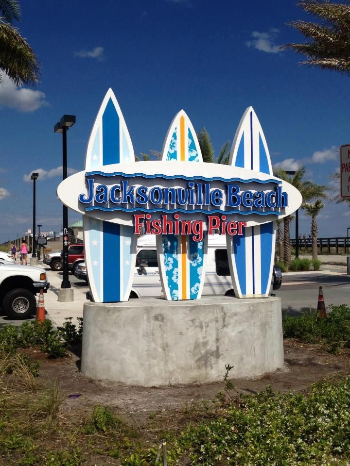 1000 images about horizon innovations things to do in for Jacksonville fishing pier