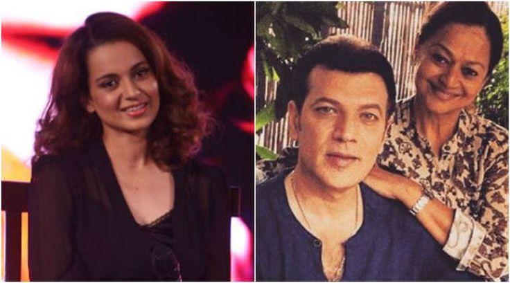 More trouble for Kangana Ranaut Aditya Pancholi and wife Zarina Wahab slap legal notice on Simran actor - The Indian Express #757Live