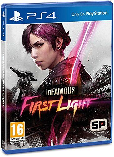 inFamous First Light (PlayStation 4)