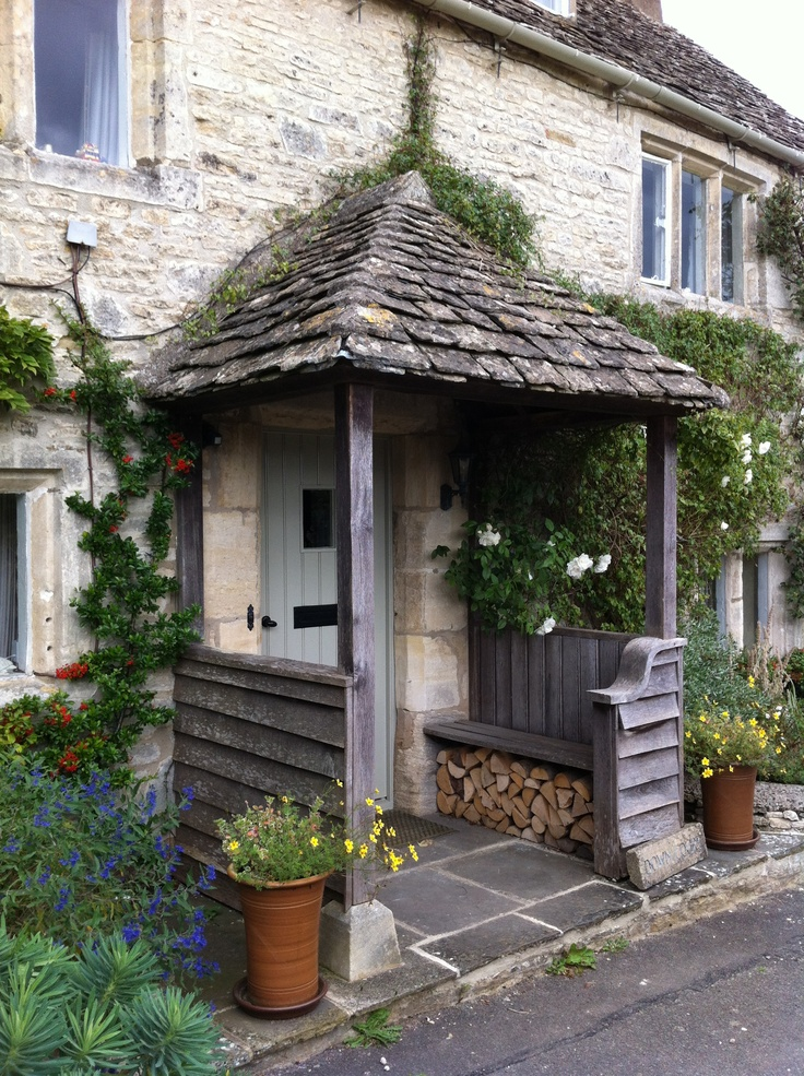 Cotswold Cottage, Slad Valley.: Travel England, Cotswold Cottages, Small Places, England Travel, Exterior Ideas, Slad Valley, Houses Exterior