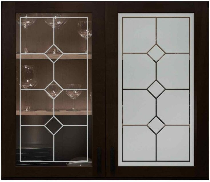 7 best Cabinet Glass images on Pinterest   Etched glass, Cabinets ...