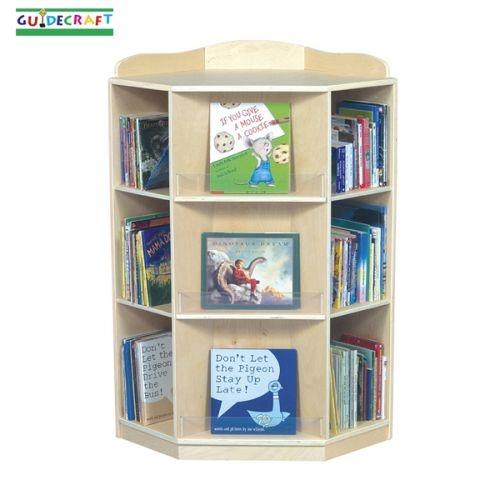 Corner Book Nook Shelf Kids Play Room Pinterest