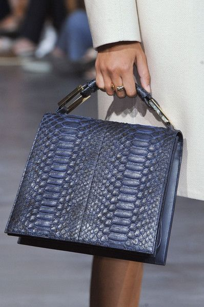 Awesome Eyelet - Best Handbags from New York Fashion Week Spring 2015 - StyleBistro