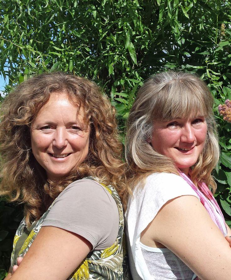 Marja & Esther    Ja hoor, zo'n titel trekt aandacht :) Onlangs verscheen…