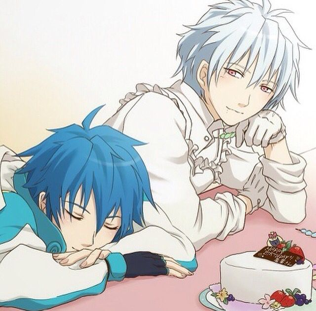 355 best Dmmd: Aoba x Clear images on Pinterest