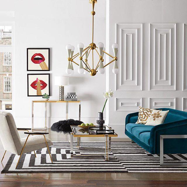 This Living Room Surpasses All Expectations Jonathanadler Neimanmarcus Cheap Living Room Furniture Cheap Living Room Sets Home Living Room #unusual #living #room #furniture