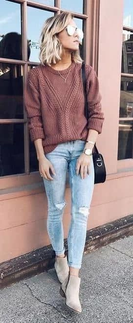 50 Fall Winter Fashion Trends 2019 – Spring Style Board – #Board #FallWinterMo …