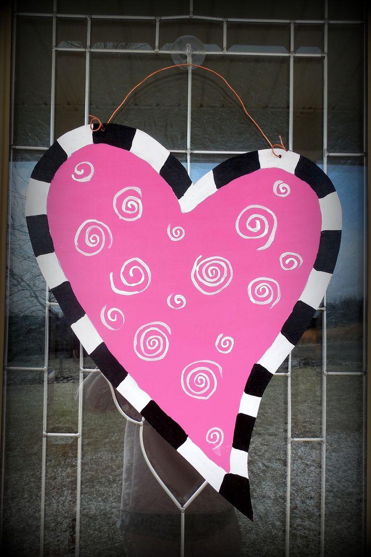 Valentine Door Decoration Ideas 257 Best Valentine Door Hanger Images On Pinterest Door Signs