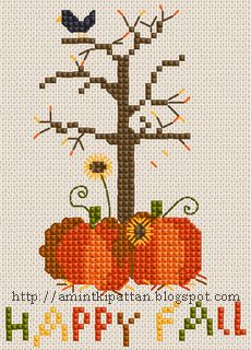 Happy Fall - aMINT A fejemből kipattan...