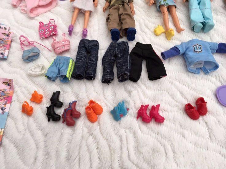 ZAPF MISSY MILLY - 7 DOLLS, CAR, PLANE, POOL, GYM, BATHROOM & EXTRAS - COST 175 | Spielzeug, Puppen & Zubehör, Sonstige | eBay!