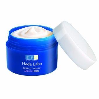 Mua Kem dưỡng trắng da tối ưu Hada Labo Perfect White Cream 50g chính hãng, giá tốt tại Lazada.vn, giao hàng tận nơi, với nhiều chương trình khuyến...