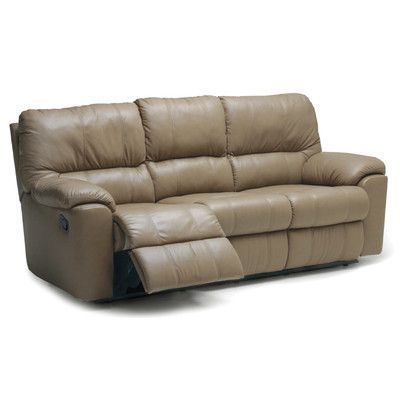 Leather Sofa Palliser Furniture Picard Reclining Sofa Upholstery Bonded Leather Champion Mink Leather Type