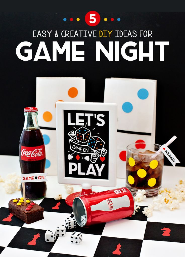 25 Best Ideas About Game Night Parties On Pinterest Movie Party Decoration