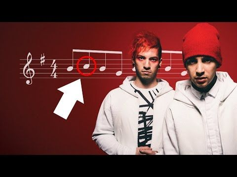 How Twenty One Pilots Write A Melody | Holistic Songwriting S1E4 - YouTube