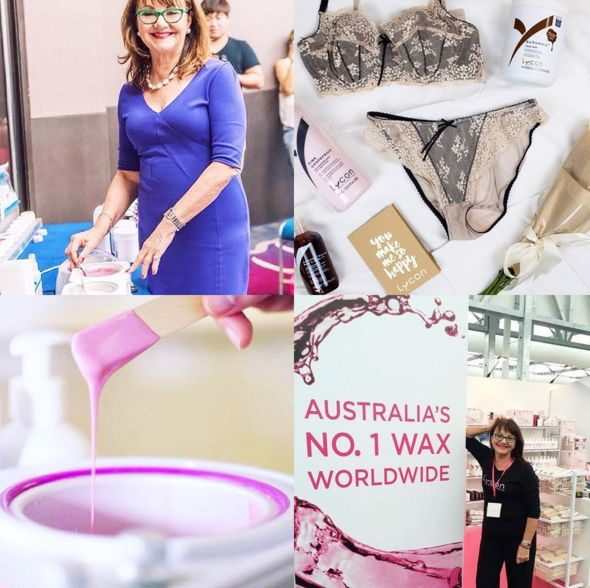 Lycon Worldwide! Featuring CEO The Waxing Queen, Lydia Jordane. Happy LYCON Waxing!