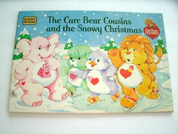 The Care Bear Cousins and the Snowy Christmas, Vintage