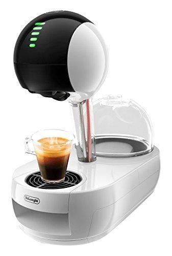Oferta: 129€ Dto: -24%. Comprar Ofertas de DeLonghi Dolce Gusto Stelia - Cafetera espresso monodosis, interfaz intuitivo, color blanco barato. ¡Mira las ofertas!