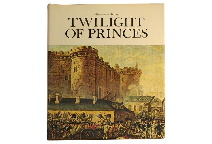 One Kings Lane - Rule, Britannia! - Twilight Of Princes