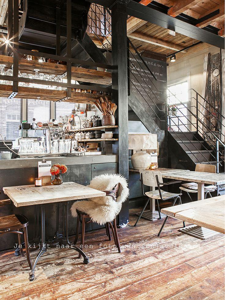 Er is ook meer behoefte aan horeca gelegen heden en grand cafeteria. Dus meer mogelijkheden om even te zitten en uit te rusten (Waardepropositie 1)