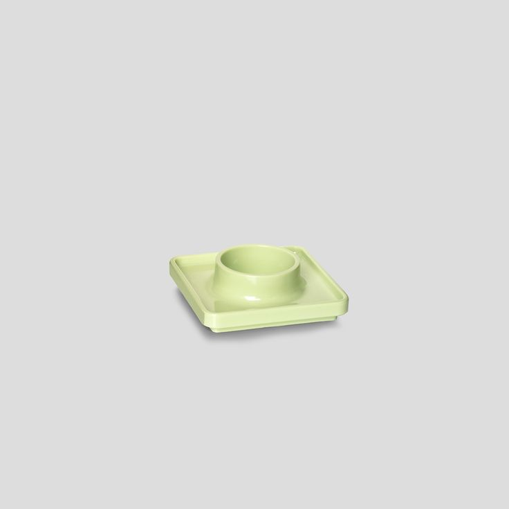 PANTONE Universe, Egg Cup Green Butterfly, Design by Room Copenhagen