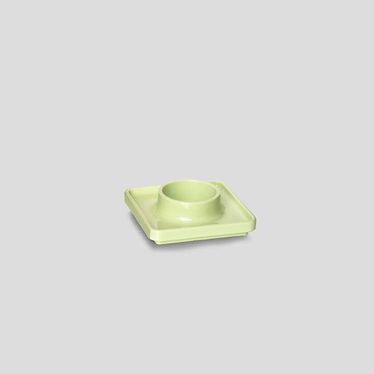 PANTONE Universe, Egg Cup Green Butterfly, Design by Room Copenhagen