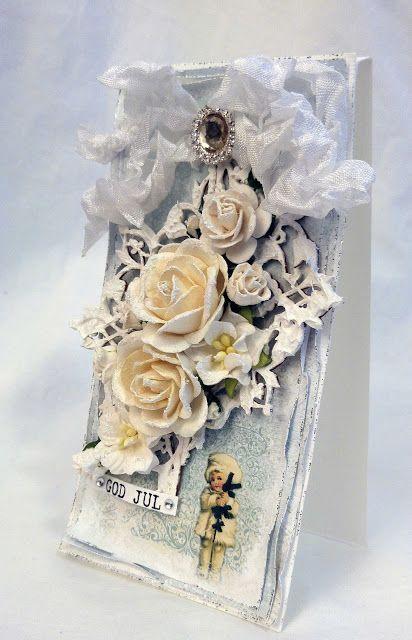 RANDI'S LILLE BLOGG: Craft&You Design - Julekort